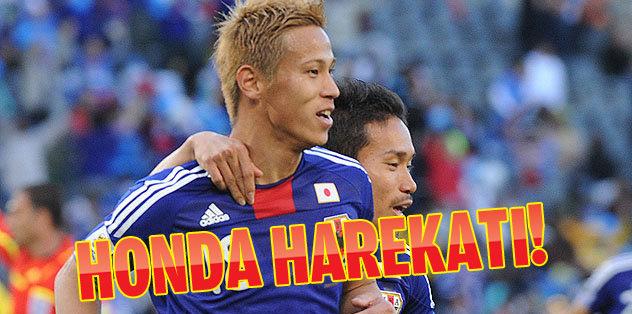 Keisuke Honda harekatı