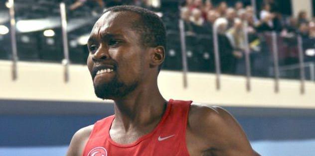 İlham Tanui Özbilen, 1500 metrede 2. oldu