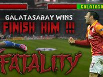 Galatasaray  �eyrek finalde!