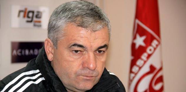 Sivasspor'da Akhisar alarmı