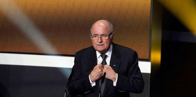 Blatter'den TFF'ye taziye mesajı