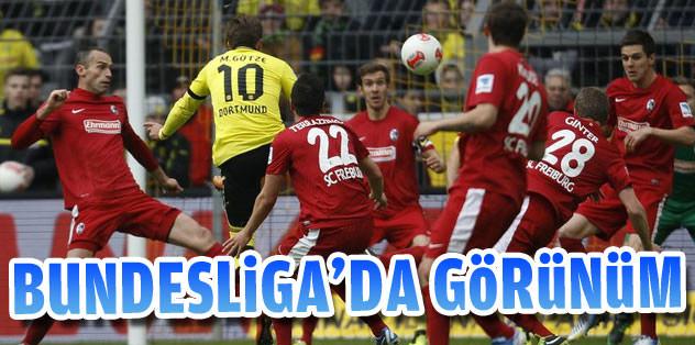 Bundesliga'da 26. haftanın görünümü