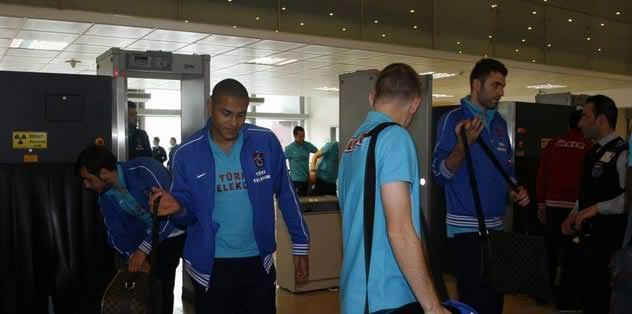 Trabzonspor Dublin'e uçuyor