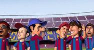 Barcelona müzesini böyle tanıttılar