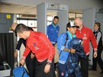 Trabzonspor �rlanda'ya u�tu