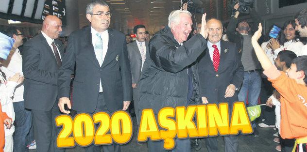 2020 aşkına