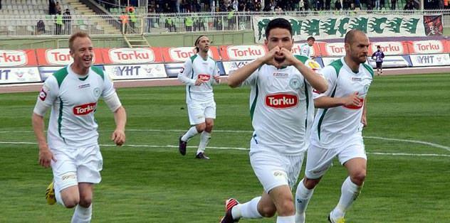 Konya maçına Konyalı hakem!