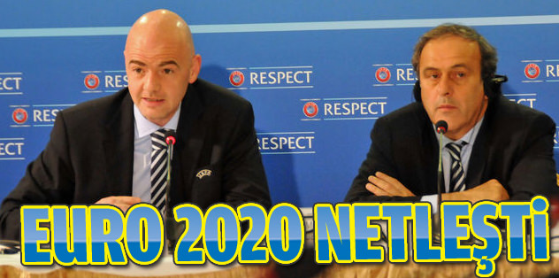 EURO 2020 netleşti