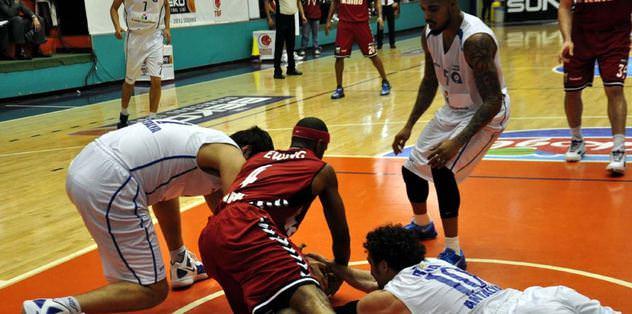 Beşiktaş Antalya'da 90-83 kazandı