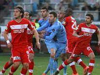 Antalyaspor deplasmanda 6'da s�f�r!