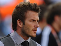 PSG wants Beckham to stay
