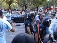 �spanyol polisi Man. City taraftarlar�na sald�rm��t�