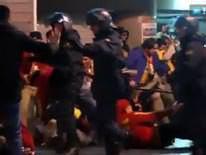 �spanyol polisi zulm�