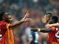 Galatasaray moral pe�inde