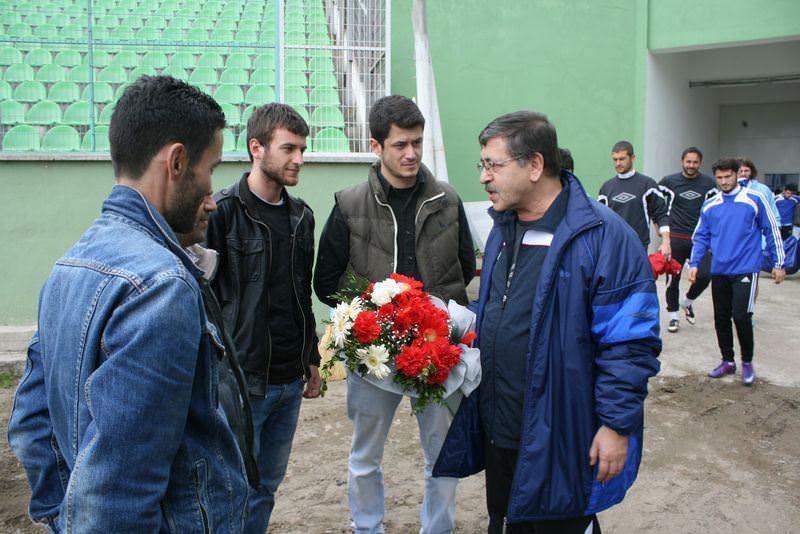 Ünyespor'un yeni hocası Mustafa Serin