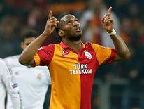 Galatasaray tarih yazd�!