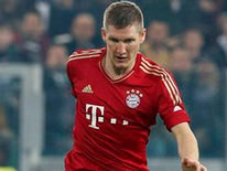 Bayern, Juve'ye �ans tan�mad�!