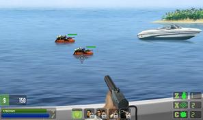 Sürat Teknesinde Çat��ma