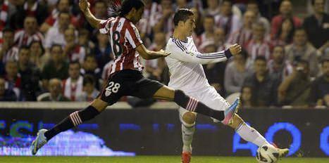 San Mames'te Ronaldo şov!
