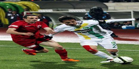 Serdar Özkan'a 2 maç men