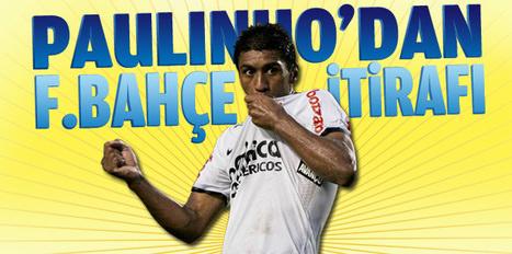 Paulinho'dan Fener itirafı