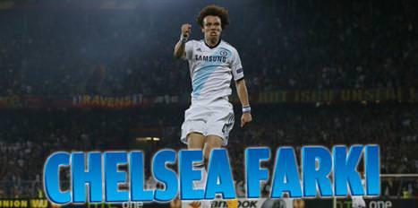 Chelsea farkı