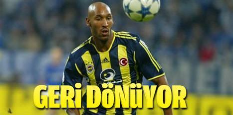 Anelka Kadıköy'e geri dönecek