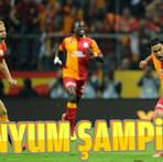 Milenyum �ampiyonu Galatasaray