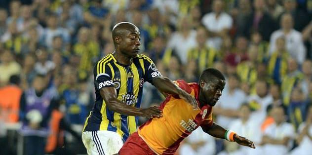 F.Bahçe, 100. golü Galatasaray'a att�