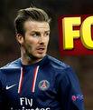 Beckham futbolu bırakıyor