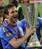 Lampard kaçtı!