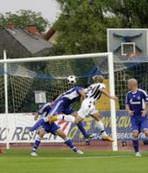 Schalke ile prova