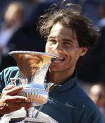 Federer'i yenen Nadal şampiyon oldu