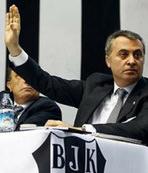Beşiktaş'tan istifa açıklaması
