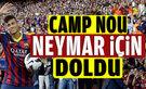 Neymar ilk şovunu yaptı