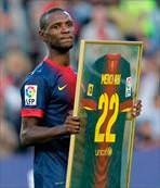 Eric Abidal Barça'ya kırgın