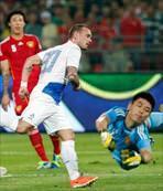 Sneijder'den �ov: 2-0