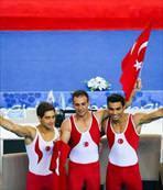 Cimnastikte tarih yazdılar