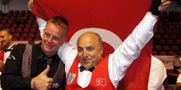 Serdar Gümüş dünya şampiyonu