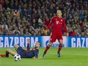 Barcelona - Bayern Münih maç�n�n twitter geyikleri