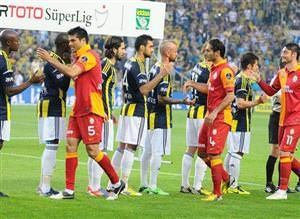 Fenerbah�e-Galatasaray ma��n�n foto�raflar�