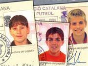 Fabregas'ın çocukluk halleri!