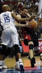 NBA'de gecenin maçlar�ndan kareler (17 Aral�k 2009)