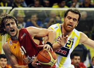 Fenerbah�e �lker - Galatasaray Cafe Crown (20. hafta)