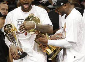Miami Heat'in �ampiyonluk kareleri