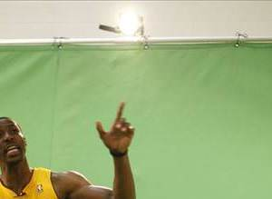 NBA y�ld�zlar�n� hi� b�yle g�rd�n�z m�?