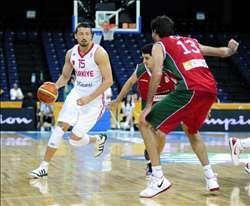 Türkiye 79-56 Portekiz