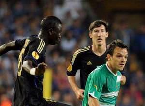 Anderlecht 2-2 Bursaspor