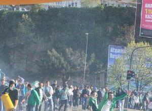 Bursaspor - Be�ikta� ma�� iptal edildi