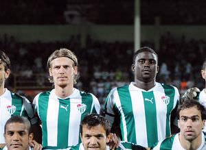 Bursaspor 1-2 Anderlecht (UEFA Avrupa Ligi play off turu ilk ma��)